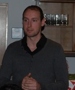 1. Vorstand Christian Gall