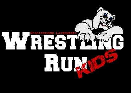 wrestling run kids