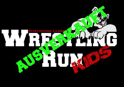 wrestling run kidsausverk