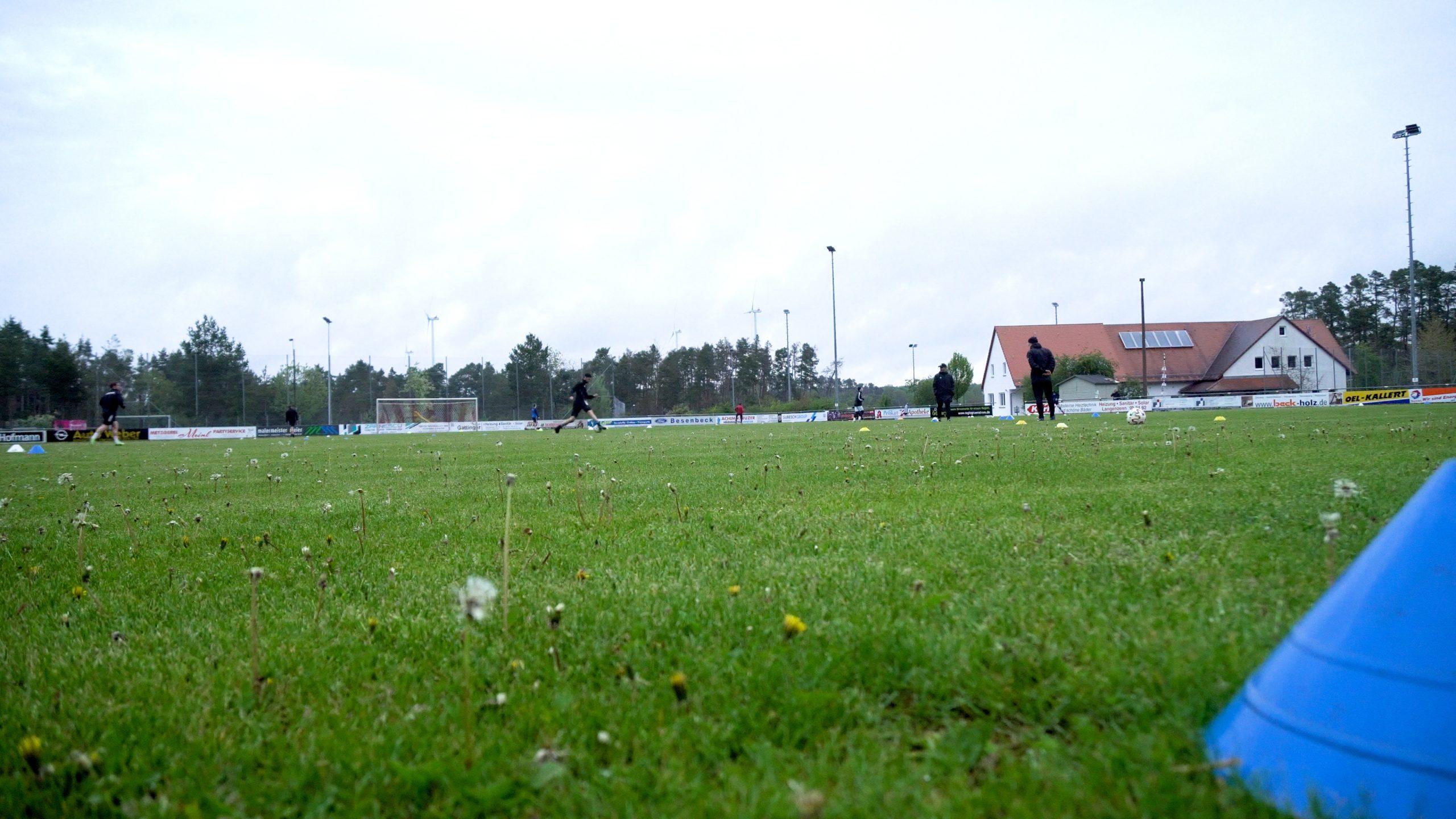 Sportplatz an der Siedelbacher Straße