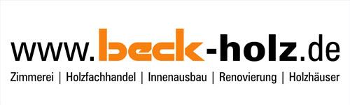Beck Holzhandlung Baustoffe
