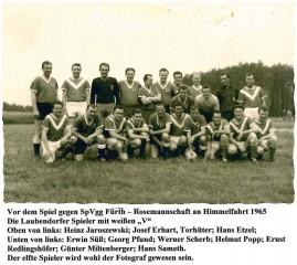 sfl3mannschaftsbildspvggfuerthrose1965