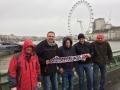 SFL auf Westminster Bridge, Dart WM 2017