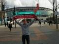 SFL vor dem Wembley März 2016