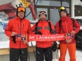 SFL in Sölden 2017: Jürgen, Sepp und Jochen