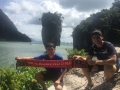 SFL in Thailand, Khao Phing Kan, August 2018