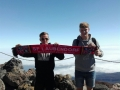 SFL in Teneriffa, Nationalpark El Teide