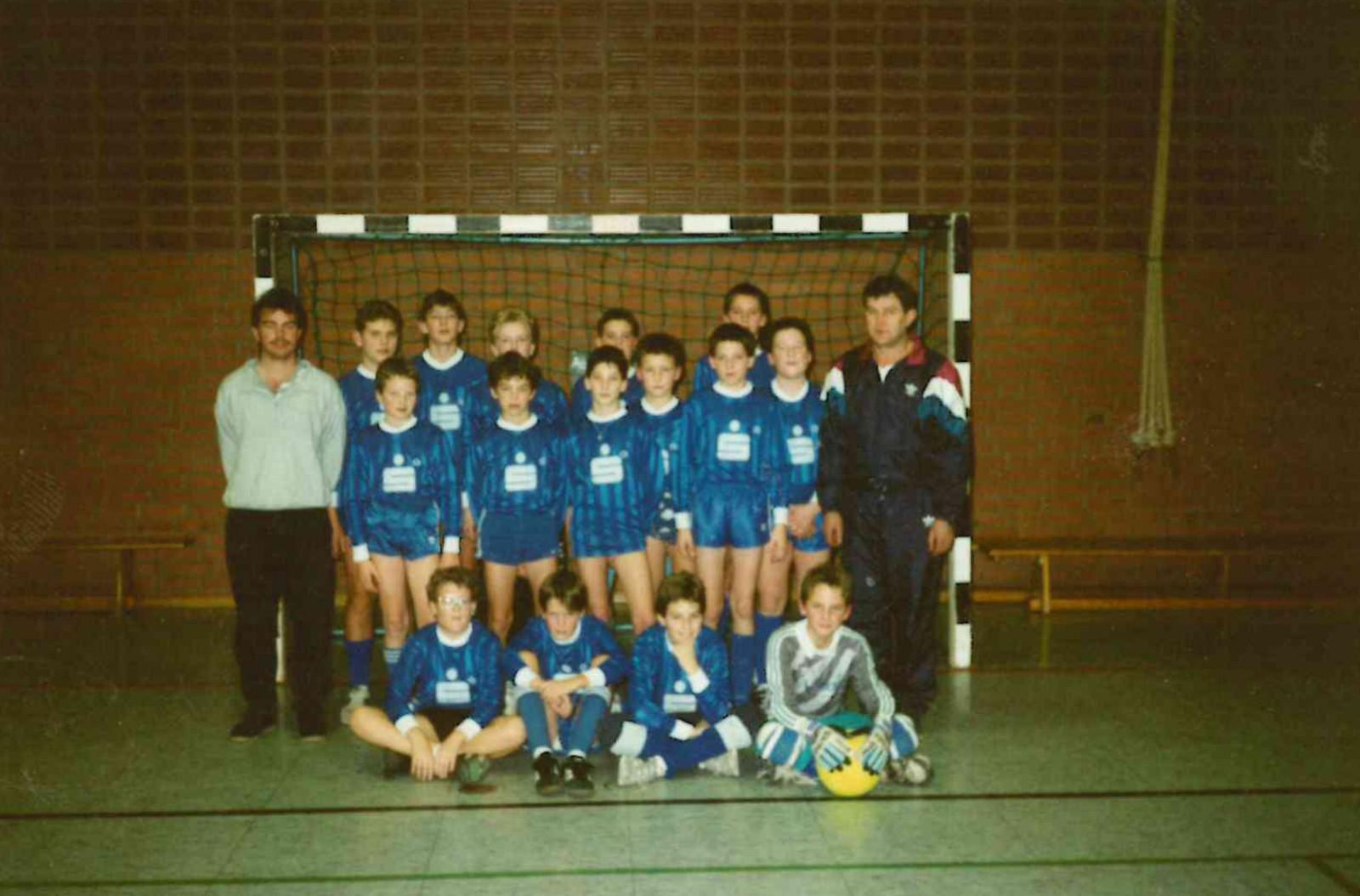 C-Jugend 1991