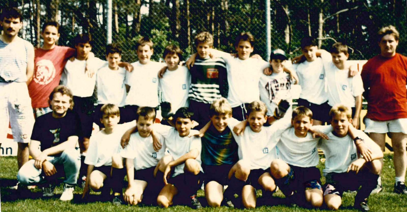C-Jugend der Saison 1992/93